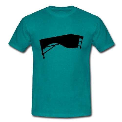 Marimba Kontur Shirt (Herren) - Männer T-Shirt