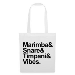 Marimba & Stuff - Stoffbeutel - Stoffbeutel