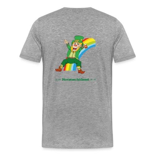 Guinni Männer Premium - Männer Premium T-Shirt