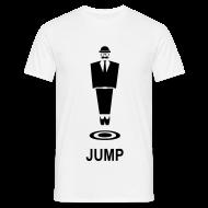 T-Shirts ~ Männer T-Shirt ~ Jump