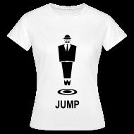 T-Shirts ~ Frauen T-Shirt ~ Jump