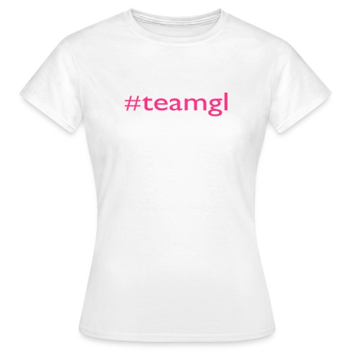 #teamgl - girly - Frauen T-Shirt