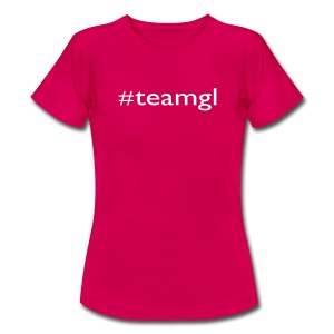 #teamgl - girly II - Frauen T-Shirt