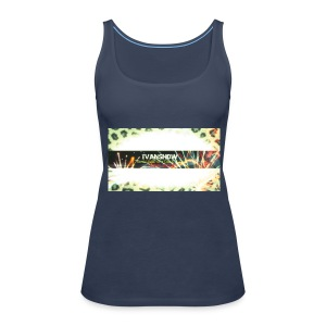 women summer - Women's Premium Tank Top