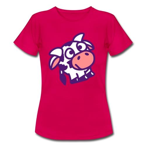Purple Cow  - Women's T-Shirt