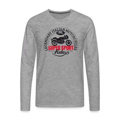 Super Sport Rider  - T-shirt manches longues Premium Homme