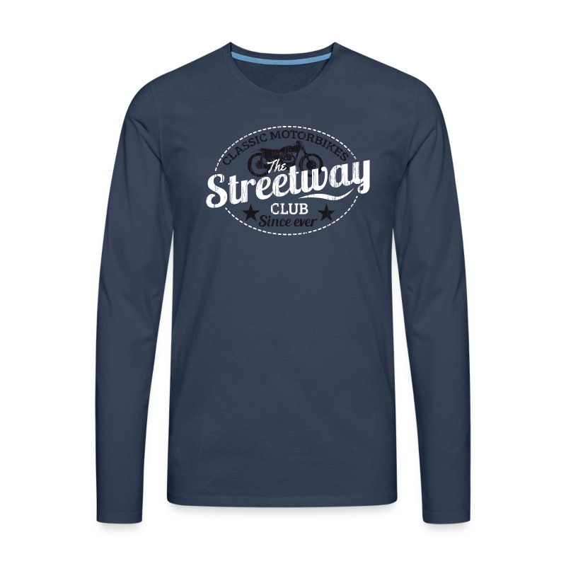 The Streetway club Since Ever - T-shirt manches longues Premium Homme