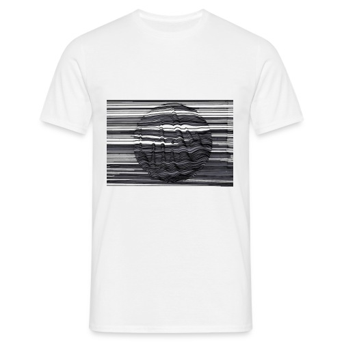 COL. Vynile - T-shirt Homme