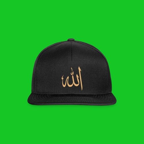 Allah cap - Snapback cap