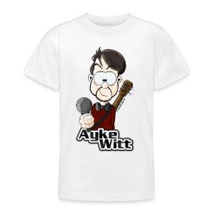 Fanshirt Ayke Witt Teenager - Teenager T-Shirt