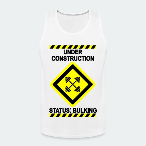 Bulking - Men's Premium Tank Top