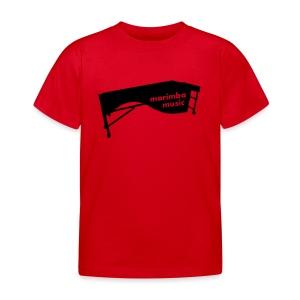 Marimba Music Kinder-Shirt - Kinder T-Shirt