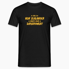 im a new zealander whats your superpower t-shirt