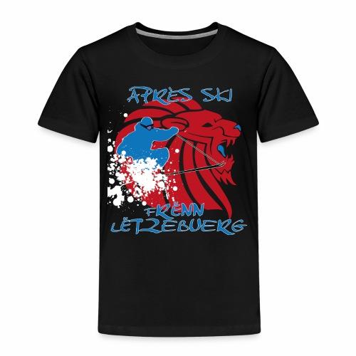 asfl2016 kanner - Kinder Premium T-Shirt