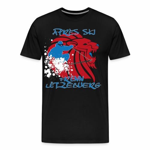asfl2016 - Männer Premium T-Shirt