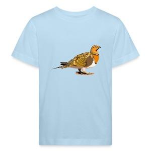 Spießflughuhn - Kinder Bio-T-Shirt