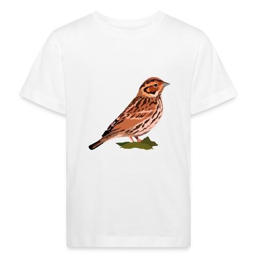 Zwergammer - Kinder Bio-T-Shirt