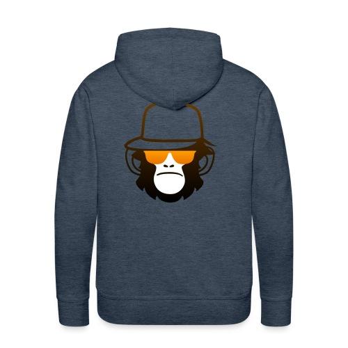 OmdatHetKan TV Trui Man - Mannen Premium hoodie