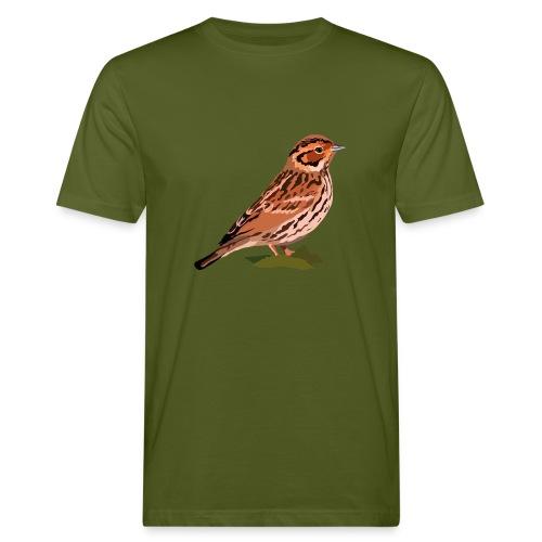 Zwergammer - Männer Bio-T-Shirt