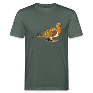 Spießflughuhn - Männer Bio-T-Shirt