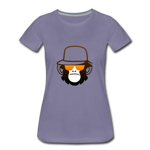 OmdatHetKan TV Shirt Vrouw - Vrouwen Premium T-shirt