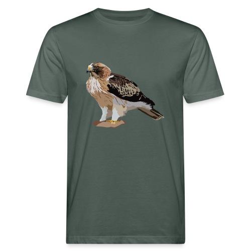 Zwergadler - Männer Bio-T-Shirt
