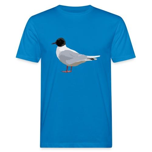 Zwergmöwe - Männer Bio-T-Shirt