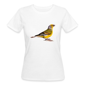 Zitronengirlitz - Frauen Bio-T-Shirt