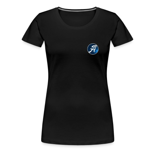 The Official Ambiton123 T-Shirt - Women's Premium T-Shirt