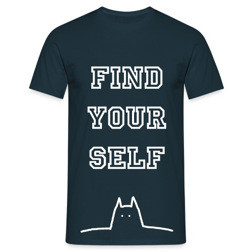 FIND YOUR  SELF - Men's T-Shirt