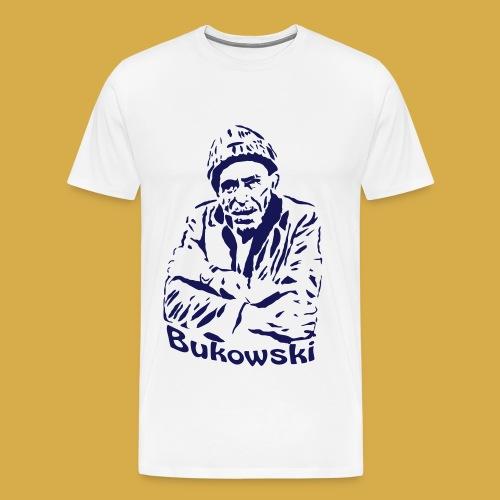 Charles Bukowski - Männer Premium T-Shirt