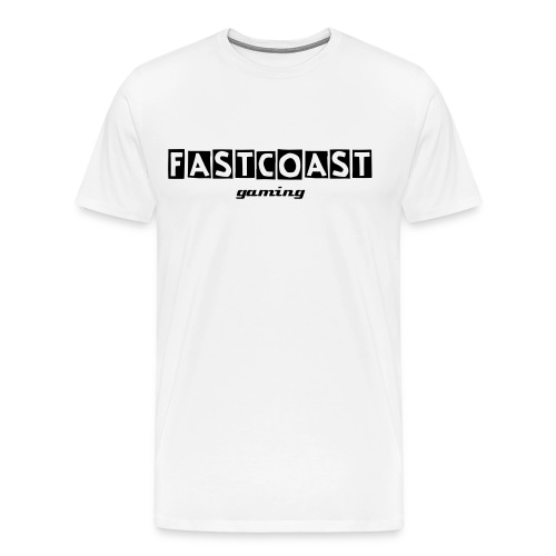 FastCoast official  - Men's Premium T-Shirt