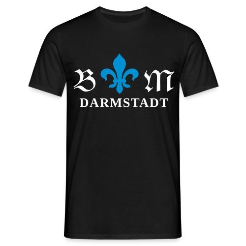 T-Shirt Jungs altes Logo 3 - Männer T-Shirt