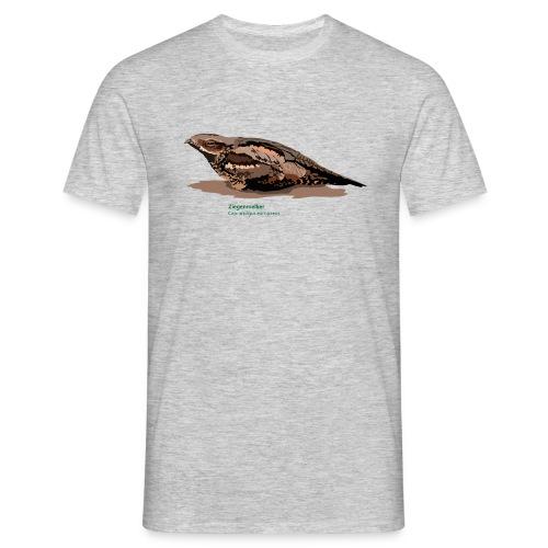 Ziegenmelker-bird-shirt - Männer T-Shirt