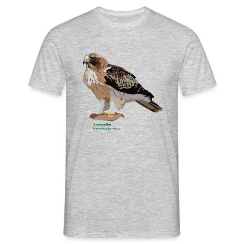 Zwergadler-bird-shirt - Männer T-Shirt