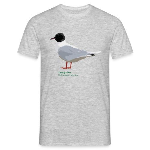 Zwergmöwe-bird-shirt - Männer T-Shirt