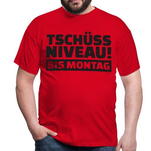 Niveau | Männer - Männer T-Shirt
