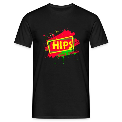 Herre T-shirt • Splash - Herre-T-shirt