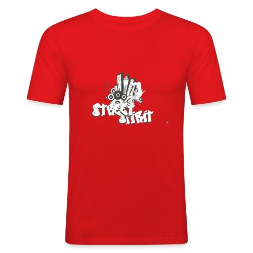 T-Shirt Homme StreetSpirit - T-shirt près du corps Homme