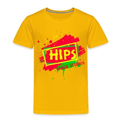 Børne T-shirt • Splash - Børne premium T-shirt