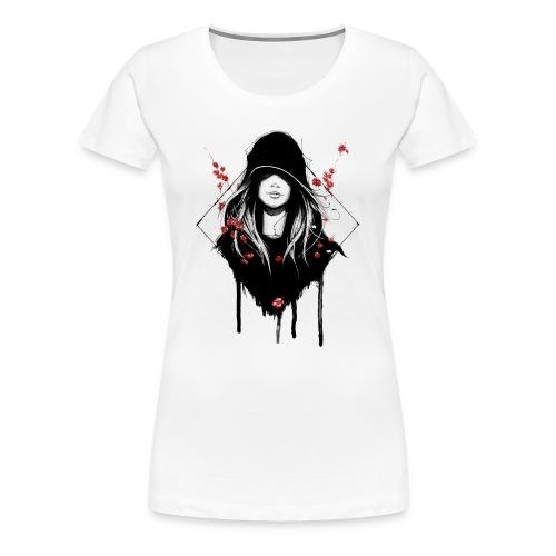 Frauenshirt weiß - Frauen Premium T-Shirt