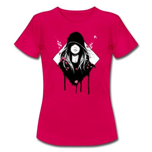 Frauenshirt Rubinrot - Frauen T-Shirt
