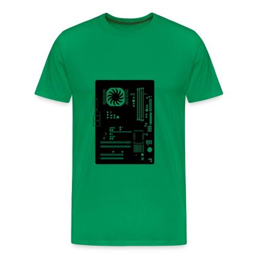 T Shirt Mainboard - Männer Premium T-Shirt