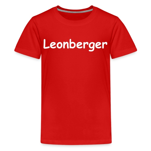 Teenager Premium T-Shirt - Teenager Premium T-Shirt