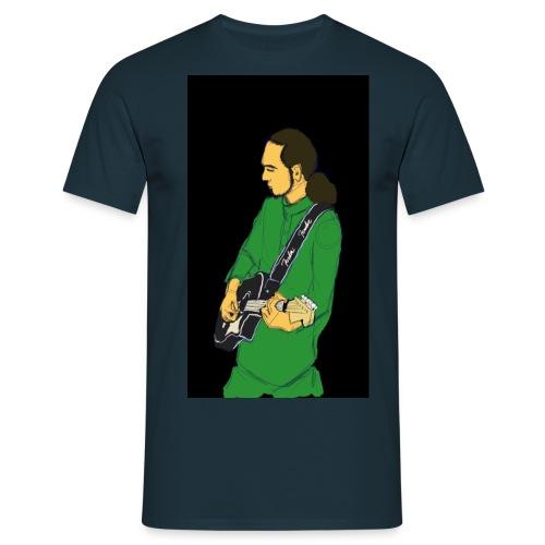 Festive Busking Basic T-Shirt(Men) - Men's T-Shirt