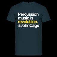 T-Shirts ~ Männer T-Shirt ~ John Cage Shirt (Herren)