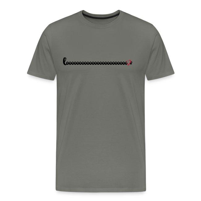 "Herren Premium T-Shirt ""Love"""