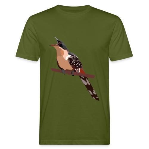 Häherkuckuck - Männer Bio-T-Shirt