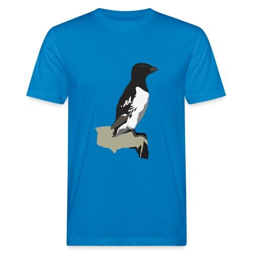 Krabbentaucher - Männer Bio-T-Shirt