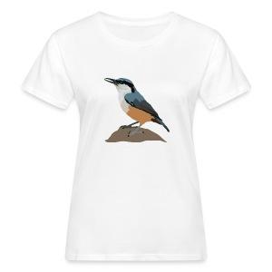 Felsenkleiber - Frauen Bio-T-Shirt